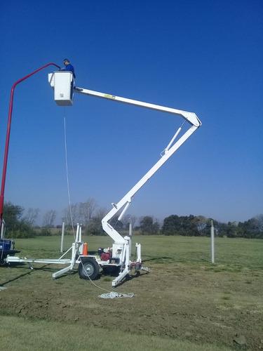 alquiler de hidroelevador en córdoba