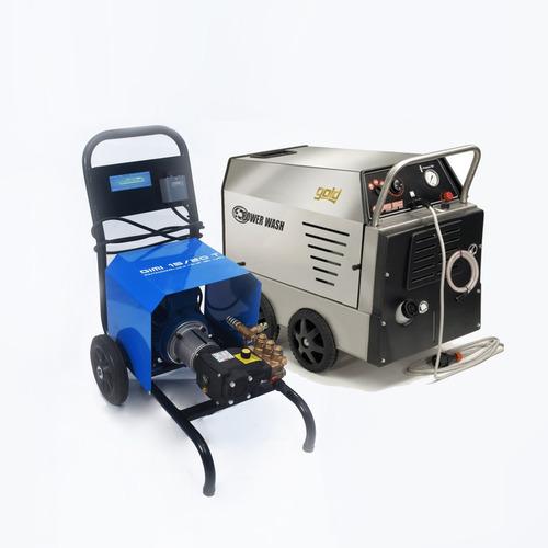 alquiler de hidrolavadoras, aspiradoras y eq. de limpieza