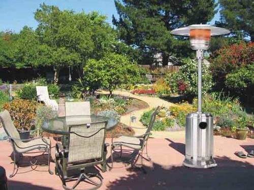 alquiler de hongo calefactor exterior aire acondicionado