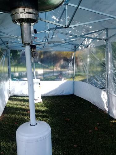 alquiler de hongos calefactores-carpas-zona sur olalaliving