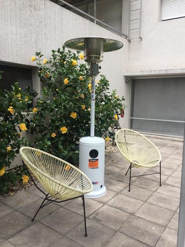 alquiler de hongos calefactores para tu reunión