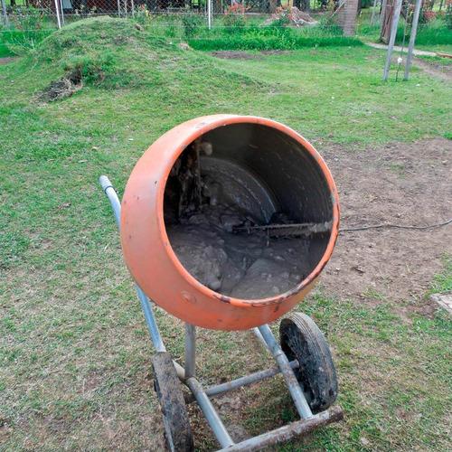 alquiler de hormigoneras mezcladoras de hormigón - trompitos