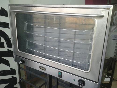 alquiler de horno pizzero electrico de 6 moldes,cafetera
