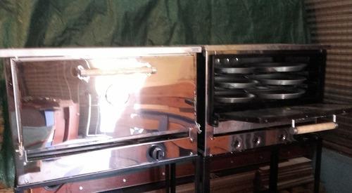 alquiler de hornos pizzeros para eventos