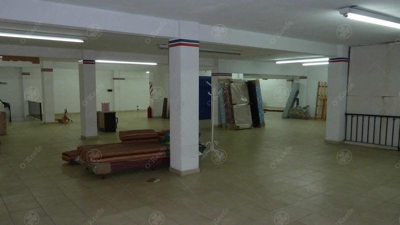 alquiler de importante local comercial 1000 m2 en berazategui - oportunidad!!
