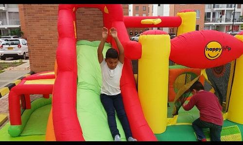 alquiler de inflable y brinca brinca