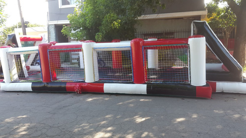 alquiler de inflable,pool,pin pong,plaza bland,cama elastica