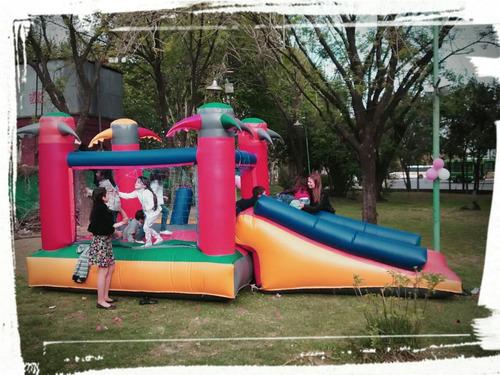 alquiler de inflables, camas elasticas y mas, zona norte !!