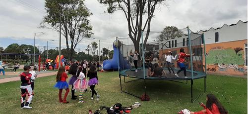 alquiler de inflables castillo ,trampolines, recreacion