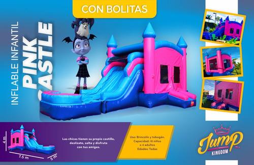 alquiler de inflables infantiles para fiestas costa rica