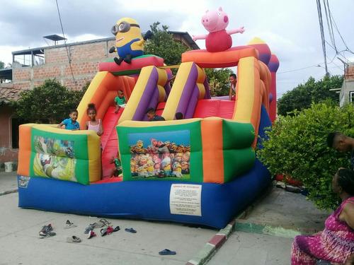 alquiler de inflables para fiestas y eventos