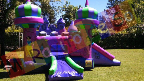 alquiler de inflables  princesa  mickey minnie cama elstica