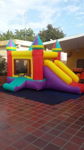 alquiler de inflables, trampolin, sonido