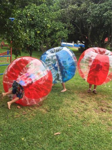 alquiler de inflables y bolas choconas