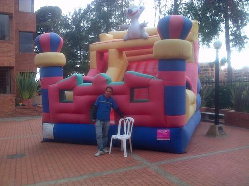 alquiler de inflables y cama elastica para todo tipo evento