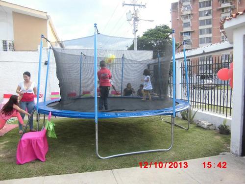 alquiler de inflables,cama elastica, decoracion, recreacion