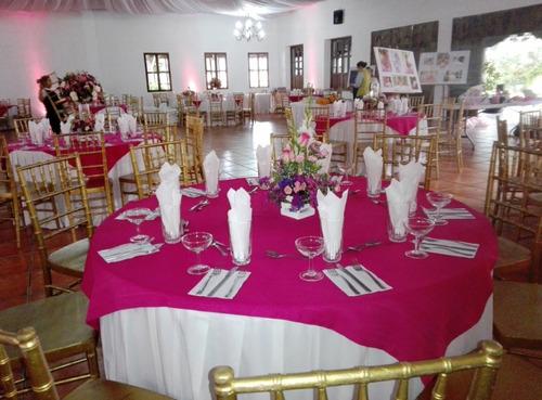 alquiler de jardin y mobiliario para eventos en san marcos