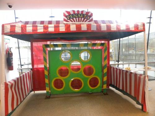 alquiler de juegos de kermesse