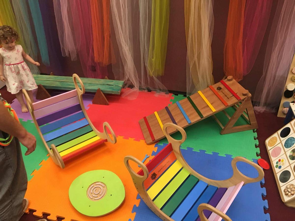 Alquiler De Juegos Pikler Montessori 2 000 00 En Mercado Libre
