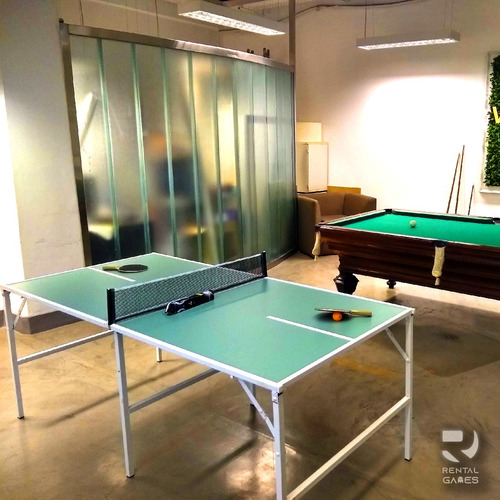 alquiler de juegos - tejo - metegol - ping pong - jenga xl