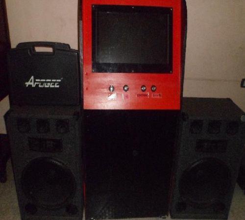alquiler de karaoke con musica para tu fiesta...