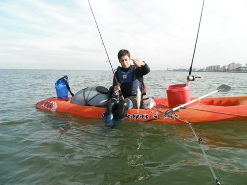 alquiler de kayaks, soft racks, carritos, traillers.
