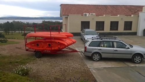 alquiler de kayaks y canoas para particulares y empresas,