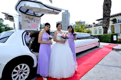 alquiler de limousinas, autos del año y carcochitas