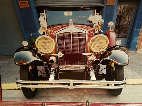 alquiler de limousine y autos antiguos para eventos