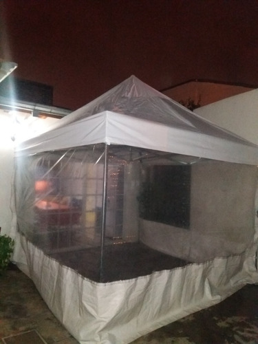 alquiler de living gazebos calefaccion zona sur quilmes
