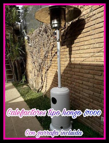 alquiler de living puff carpas calefactor quilmes zona sur.