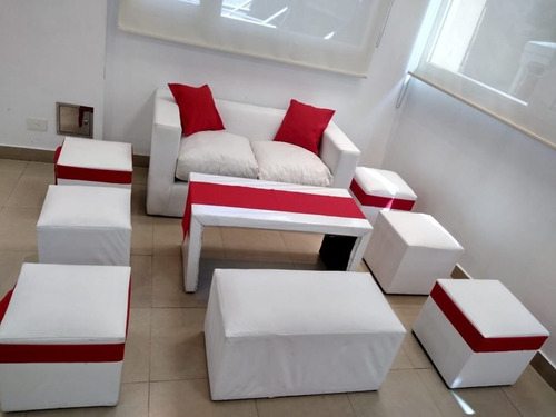 alquiler de living zona sur puf sillones gazebos flet.gratis