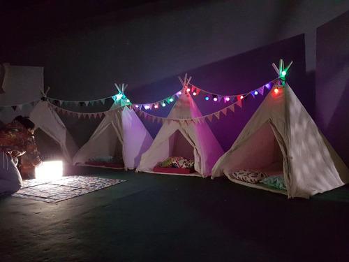 alquiler de living,luminosos,carpitas indias,inflable