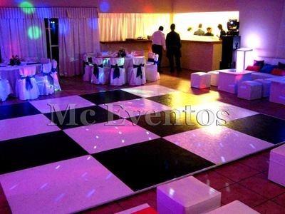 alquiler de livings-pista de baile-pisos-carpas-servicios...