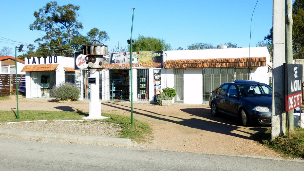 alquiler de local comercial en ciudad de la costa, el pinar