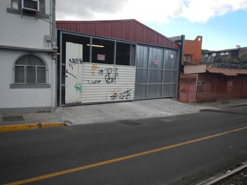 alquiler de local comercial en plaza gonzalez viquez 650m2