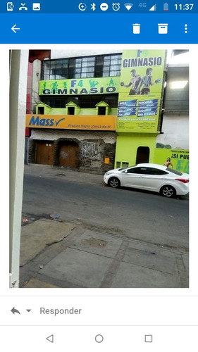alquiler de local comercial en san juan de miraflores