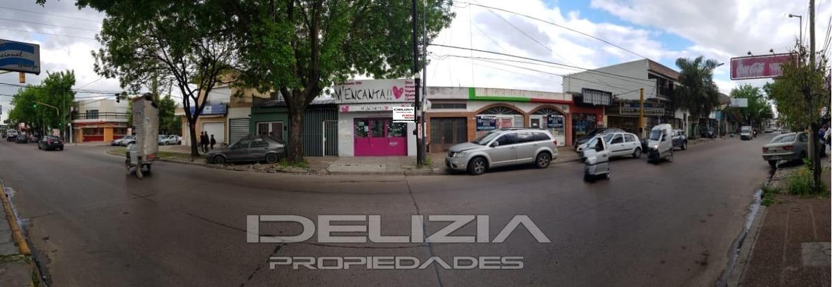 alquiler de local comercial sobre avenida en castelar