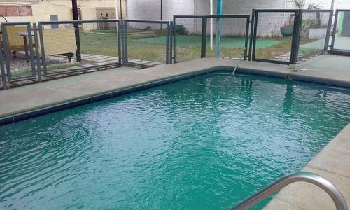 alquiler de local con  piscina para fiestas