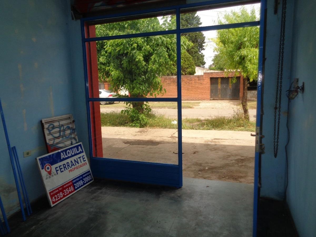 alquiler de local en longchamps