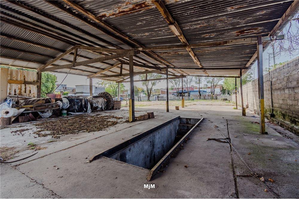 alquiler de local, galpón o depósito en la teja