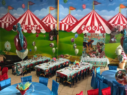 alquiler de local  o salon para fiestas de niños en escazu