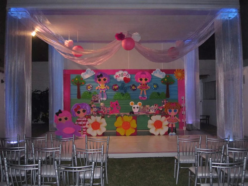 alquiler de local para fiestas infantiles en miraflores