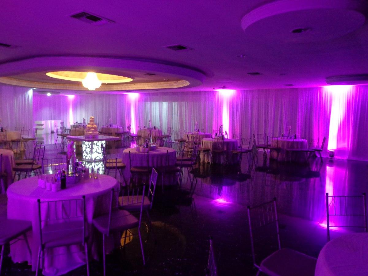 alquiler de lucer led para decoracion eventos fiestas en