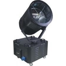 alquiler de luces anti aéreas booster 4000 watts -