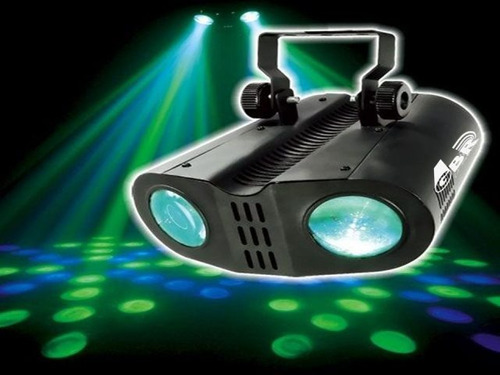alquiler de luces palermo hollywood - humo burbujas led fx!!