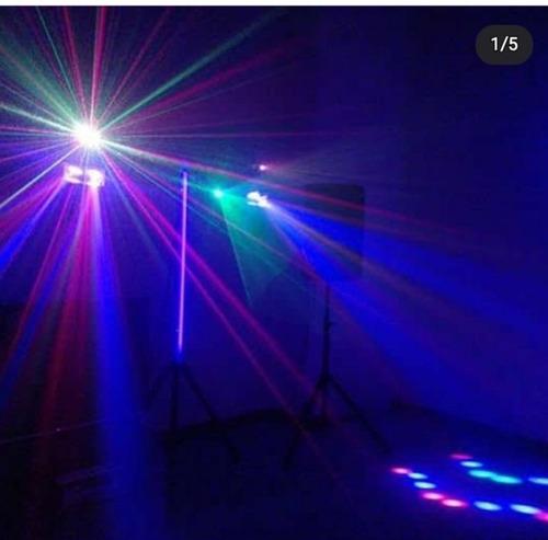 alquiler de luces para fiestas y cumpleaños- mini disco
