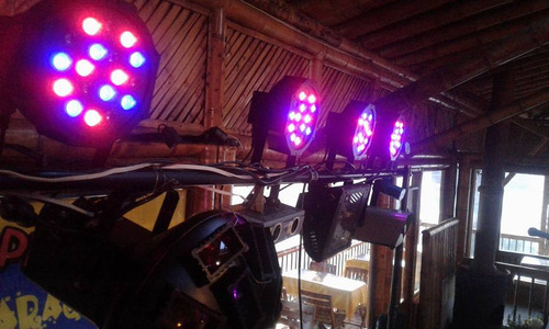 alquiler de luces y sonido desde 150000