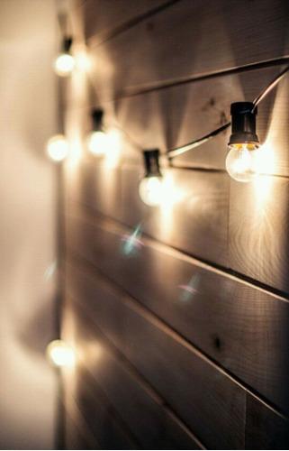 alquiler de luminaria en gral y guirnaldas de luces kermesse