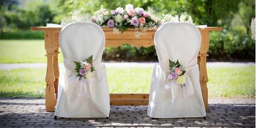 alquiler de manteles cubre sillas caminos servilletas